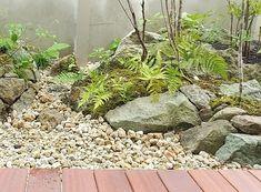Landscape Design, Garden Design, Backyard Landscaping, China Style, Japanese Style, Architecture, Green, Plants, Stone Walls