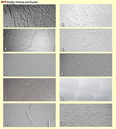 Drywall Ceiling Finishes   Google Search