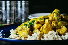 Chicken Curry recipe on Food52