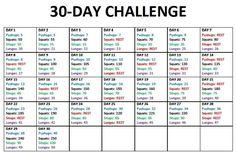 30-Day Challenge