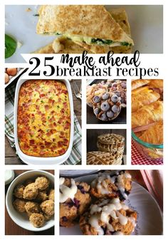 With school starting back soon following this winter break I am sure many of you are at a loss for breakfast. Cereal at this point just doesn't cut it. My kids are over it! So I set out on a …
