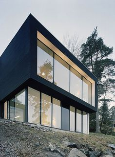 Casa Barone by Widjedal Racki Bergerhoff