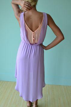 Pastel Princess Dress $50