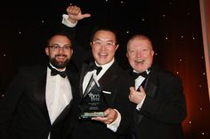 Double Win for EASY At The Prestigious Document Management 2015 Awards