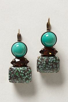 Tyrkouaz Drops by Dimitriadis earrings- anthropologie.com