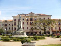 Palace Hotel (1923) - Poços de Caldas - MG