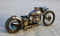 I like nontraditional choppers