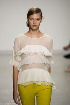 101 Pieces We Really Want from New York Fashion Week Spring 2015 | StyleCaster