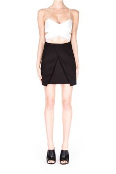 Cameo The Label | New Day Skirt | Black | Shop Now | BNKR |