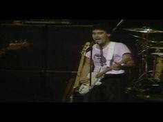 DONNIE IRIS & THE CRUISERS: LOVE IS LIKE A ROCK Live 1981