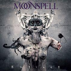 ANTRO DO ROCK: Moonspell: Extinct
