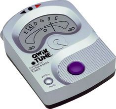 Qwik Tune Guitar Tuner: Sit back and let this tuner's electric pitchpipe play the notes for you. You can also choose to tune each string with the meter feature. Easy Guitar, Guitar Amp, Acoustic Guitar, Pipes For Sale, Guitar Tuners, Music Score, Guitar Strings, Guitar Lessons, Ukulele