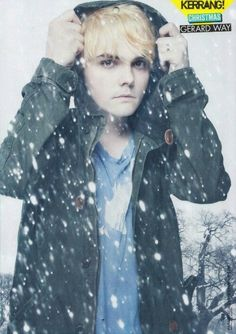 Gerard Way / My Chemical Romance