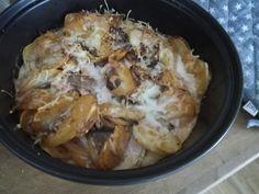 Tupun tupa: Valkosipulinen kebab-pata