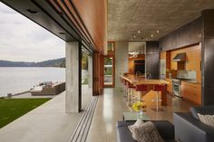 Contemporary Waterfront Home-McClellan Architects-13-1 Kindesign