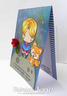 Scrapandome Con Los Recuerdos: Blog Hop El Principito Little Prince Fox, Little Prince Party, Baby Prince, Prince Birthday Party, First Birthday Parties, First Birthdays, Baby Party, Baby Shower Parties, Baby Boy Shower