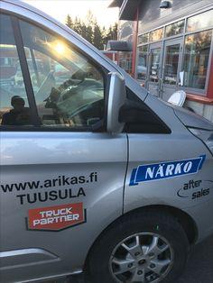 Truck Partner Delivery Van