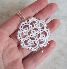 pendant  .. lovely eye candy... no pattern