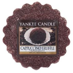 Tartelette Cappuccino Truffle Yankee Candle