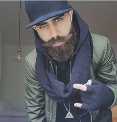 "847 Likes, 5 Comments - @beard4life on Instagram: ""@haninow #instabeard #beards #beardoftheday #beardgang #beardstyle #beardlife #beardlove #beardporn…"""