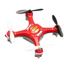 668-Q5 Remote Control Toys 4in1 4Axis RC Quadcopter Quad Copter Mini Helicopters Drone Red