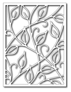 Frantic Stamper - Precision Dies - Vine Card Panel