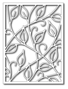 Frantic Stamper - Precision Dies - Vine Card Panel