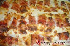 Μπουκίτσες+κοτόπουλου+με+τυρί+και+μπέικον+#sintagespareas