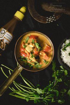 Mchuzi Wa Samaki - kokosowe curry z rybą z Tanzanii Ramen, Curry, Ethnic Recipes, Curries