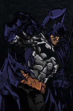 NANANANANANANANANANANANANANANANA BATMAN!