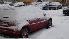 Śnieg zasypał Bydgoszcz 16 styczeń 2018
