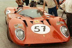 1970 Ferrari 312P , Le Mans