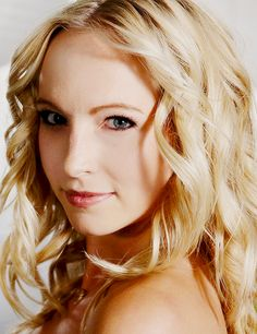 Candice Accola, Caroline {by @pinterestparia}