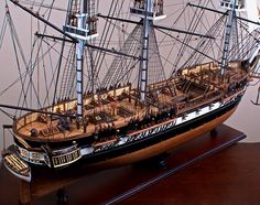 USS Constellation model images