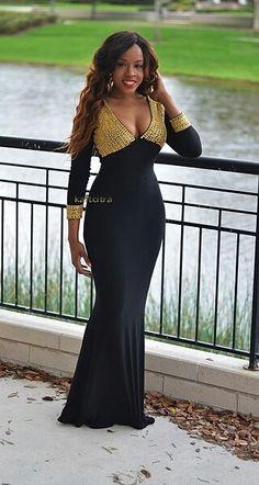 Sexy Kaftan ~African fashion, Ankara, kitenge, African women dresses, African prints, Braids, Nigerian wedding, Ghanaian fashion, African wedding ~DKK