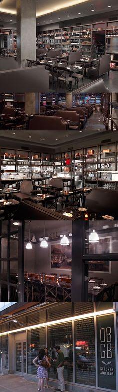 DBGB NYC | DBGB NYC | Restaurant Design