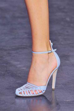 Os melhores sapatos de passarela do Fashion Week de Nova York: Primavera / Verão 2015 | Moda, Tendências, Dicas & celebridade Beauty Style Magazine | ELLE UK