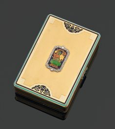 CARTIER. ART DECO Era