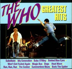 The Who - Greatest Hits - 11/10/2015