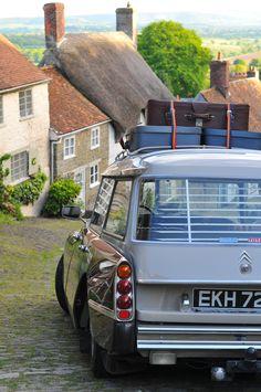 Citroen DS Safari www.ds21.co.uk