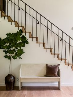Lauren Liess Staircase