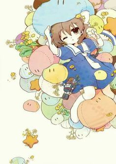 Find images and videos about anime, kawaii and clannad on We Heart It - the app to get lost in what you love. Kawaii Chibi, Anime Chibi, Kawaii Anime, Anime Manga, Anime Art, Dango Clannad, Clannad Anime, Clannad After Story, Tamako Love Story