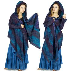 bohèmien, gipsy, tzigane, bleu, poncho, capuche, vêtement chaud, longue jupe, jupe bleue, clothing, festival jacket, dreadlocks, blue, poncho, hood, warm clothing, long skirt, blue skirt, psy trance festival, clothing festival,Gipsy, Bohémien, tzigane, jupe longues, festival, trance festival,burlesque, froufrou, romantique, danse, cabaret, artiste,tribal gipsy, Women's clothes Gypsy, Bohemian skirts, long skirt, corset, lace, trance festival, burning man, frilly, romantic, dance, tribal…