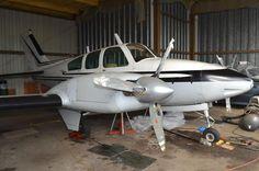 1964 Beechcraft Baron B55 =>