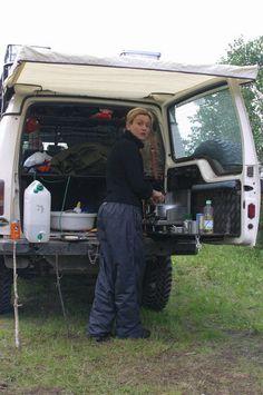 Land Rover Campers - Tambien tienen leyenda !!
