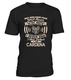 Best CARDENA Original Irish Legend Name  front T Shirt  Funny Garden T-shirt, Best Garden T-shirt