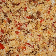 Low Carb Mexican Style CauliRice Recipe