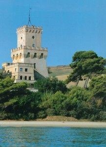 Abruzzo - La Torre di Cerrano