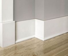 styles of baseboards