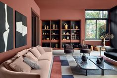 Vogue, Cool Rooms, Interior Architecture, Divider, Life Changing, Space, Living Rooms, Furniture, Home Decor